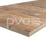 Altholz-Rohling Fichte/Tanne mit original handgehackter Oberfläche